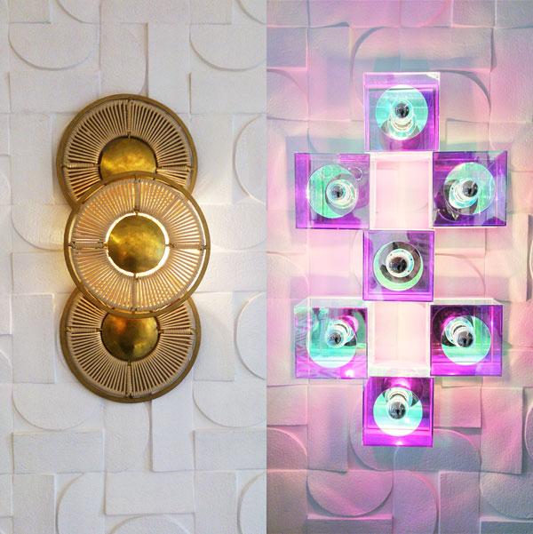Casa Decor 2018 - Apliques de pared